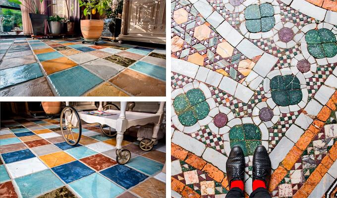 Craft floor