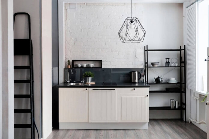 Kitchen Apron And Facades Combination