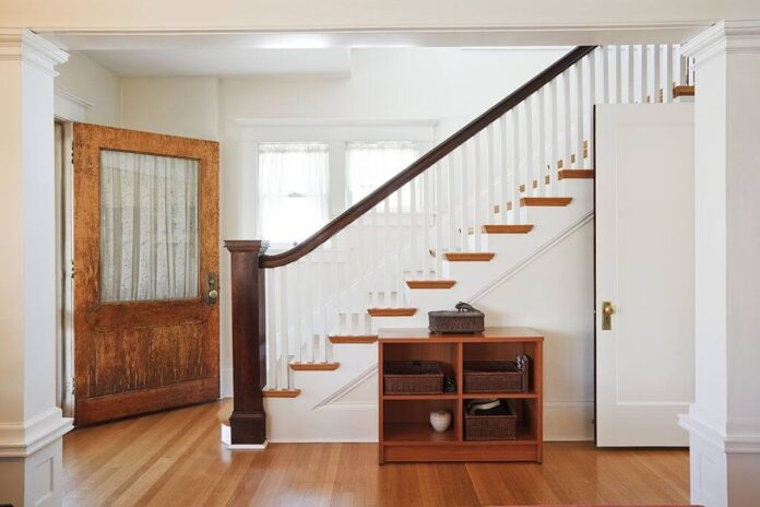 Stairs In Small Cottages