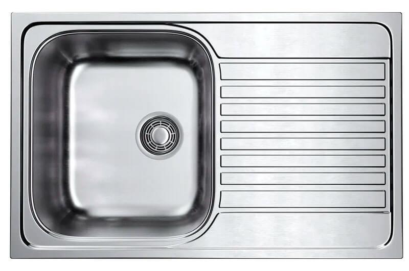 9. Kitchen sink 50 cm OMOIKIRI Kashiogawa 79-IN 79x50 cm