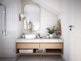 Bathroom arrangements
