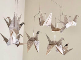 Beautiful Ornament Out Of paper