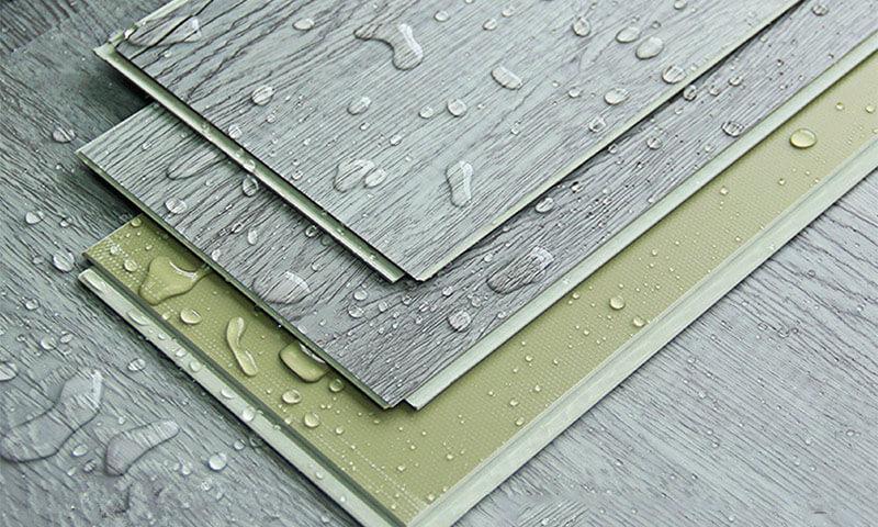 Castle quartz vinyl tiles.