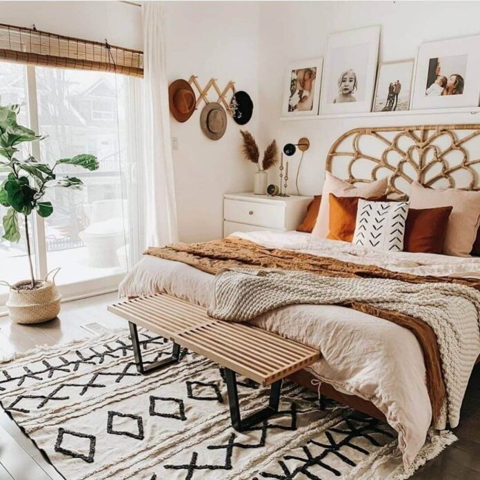 Decorate Your Room With Warm Colours