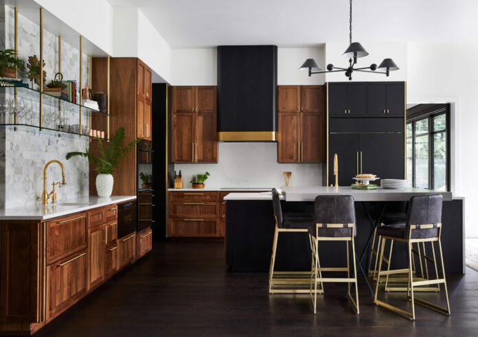 Kitchens That Look Like Wood