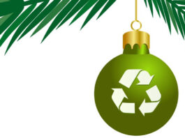 Recycle The Christmas Tree