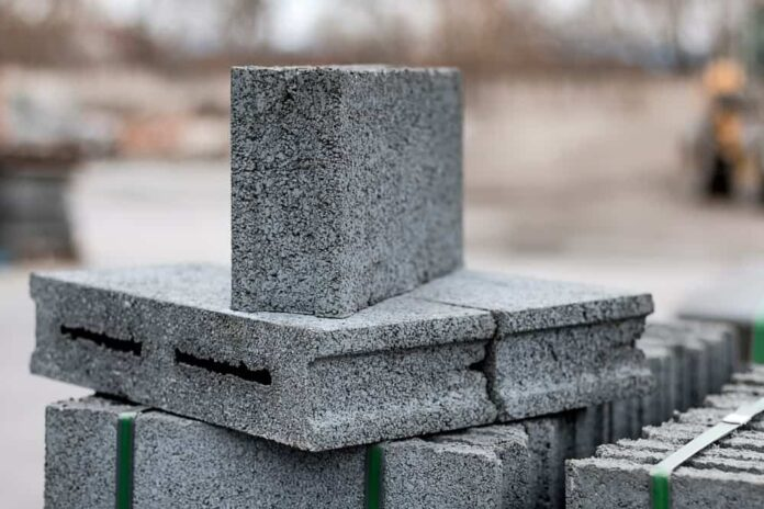 Remaining Concrete Block