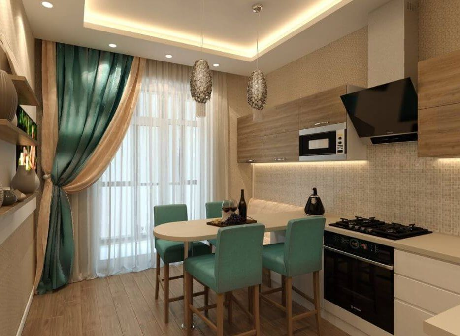 Beige Tone Kitchen For Your Interiors