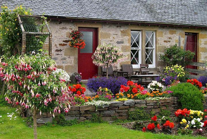 How To Beautify A Personal Plot In The Front Garden