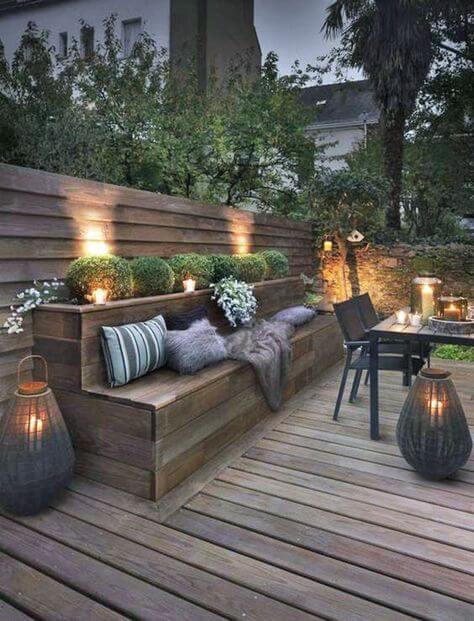 10 Nighttime Terrace Lighting Ideas