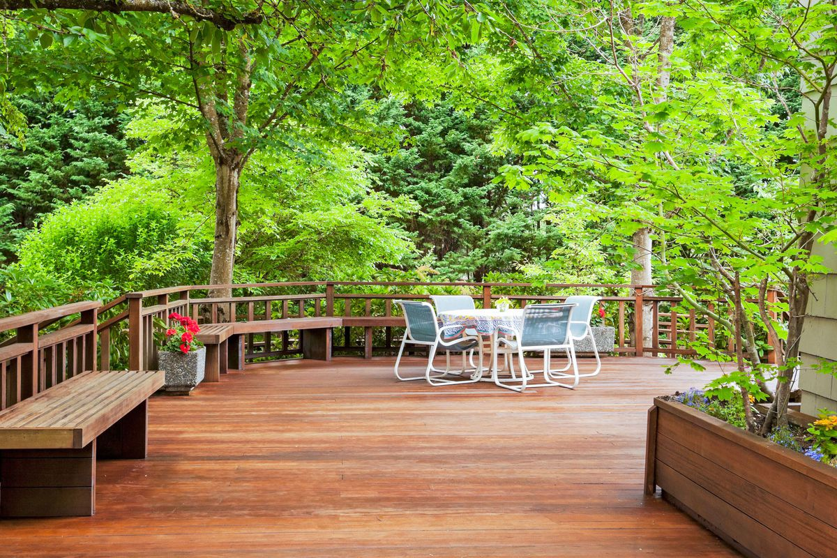 Top 5 Reasons To Add Decking To Your Home