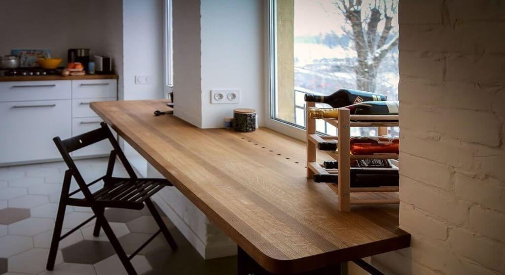 How To Utilise And Combat A Window Sill In The Kitchen And Other Rooms